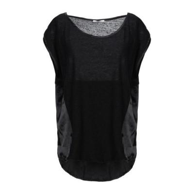 BOMBOOGIE Tシャツ ファッション  レディースファッション  トップス  Tシャツ、カットソー  半袖 ブラック