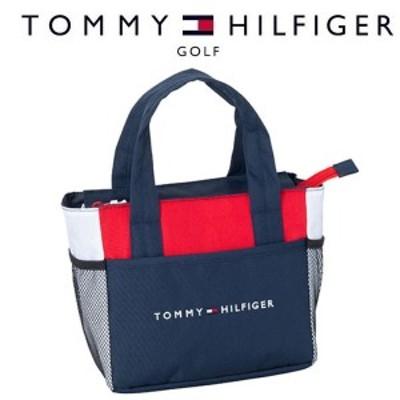 トミー ヒルフィガー ゴルフ TOMMY HILFIGER GOLF SIGNATURE ラウンドトート バック THMG9FBA