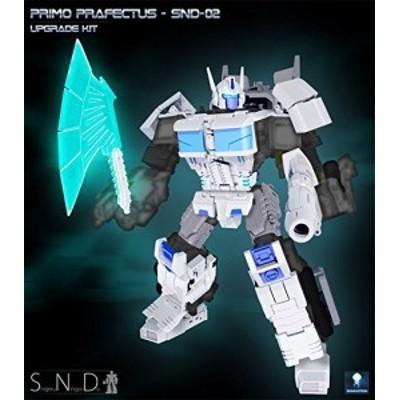 Shigeru Ningyo Do SND-02 アップグレードパーツ for Optimus Prime [並行輸入品]