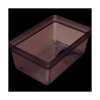 トラスコ中山(株) TRUSCO PP容器 25個入 サイズ62x93x40 PPY629340                      (1612569)