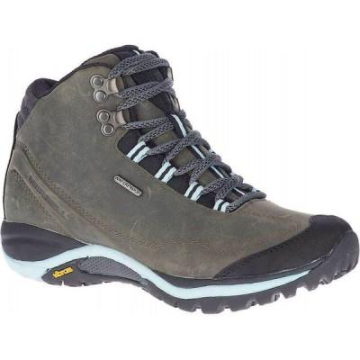 メレル Merrell レディース ハイキング・登山 シューズ・靴 Siren Traveller 3 Mid Waterproof Shoe Paloma/Canal