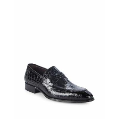 メズラン メンズ ドレスシューズ 革靴 Sierpes Leather Dress Shoes
