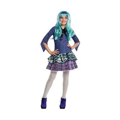 モンスターハイ 衣装 コスチューム 886704S Monster High Twyla Costume, Small