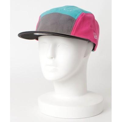NAUGHTIAM / 【NEW ERA/ニューエラ】  LOGO LINE MICRO FLEECE JET CAP ジェットキャップ MEN 帽子 > キャップ