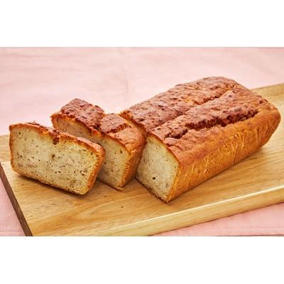 老舗京豆腐屋さんのしっとりおからとバナナのパウンドケーキ【卵・乳・小麦・白砂糖不使用】