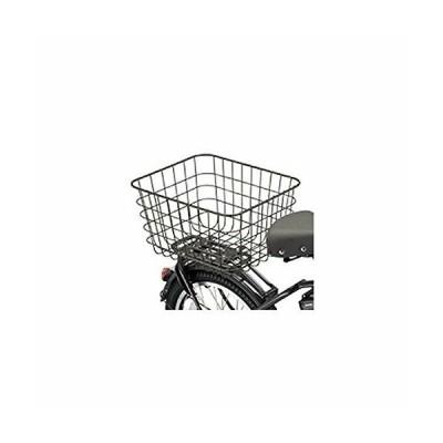 ブリヂストン(BRIDGESTONE) 自転車 カゴ おおきいバスケット POLARフロント兼用 ダークグレー RBK-BKCB F761927DG