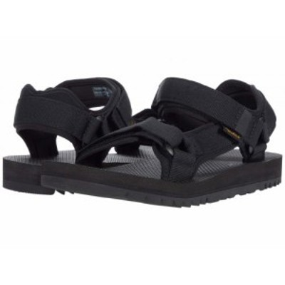 Teva テバ メンズ 男性用 シューズ 靴 サンダル Universal Trail Black【送料無料】