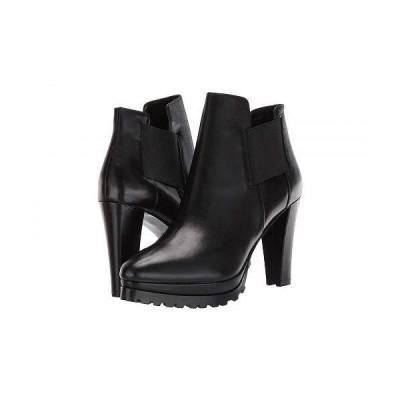 AllSaints レディース 女性用 シューズ 靴 ブーツ チェルシーブーツ アンクル Sarris - Black Calf