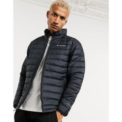 コロンビア Columbia メンズ ジャケット アウター Powder Lite Jacket In Black ブラック