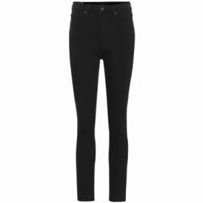 シチズン ジーンズ・デニム Olivia high-rise skinny jeans black