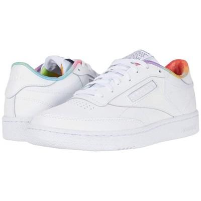リーボック Club C 85 メンズ スニーカー 靴 シューズ White/White/White