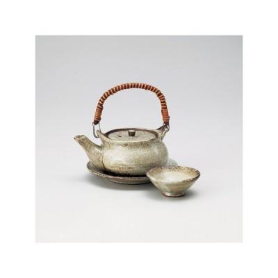 (萬古焼)むさしの丸土瓶むし ス409-147