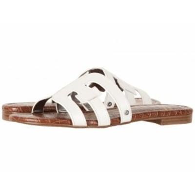Sam Edelman サムエデルマン レディース 女性用 シューズ 靴 サンダル Bay Bright White Vaquero Saddle Leather【送料無料】