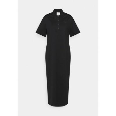 ラコステ ライブ ワンピース レディース トップス Jersey dress - black