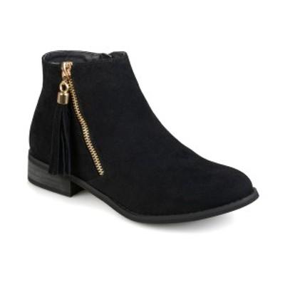 ジャーニーコレクション レディース ブーツ&レインブーツ シューズ Women's Trista Boot Black