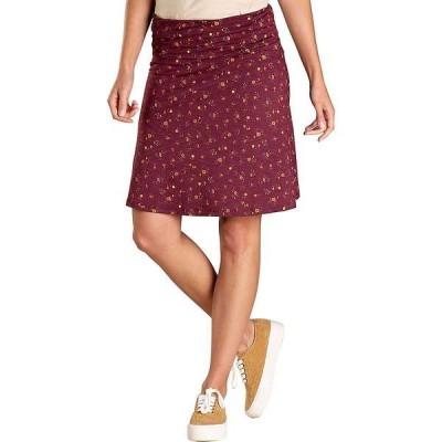 トードアンドコー レディース スカート ボトムス Toad & Co Women's Chaka Skirt