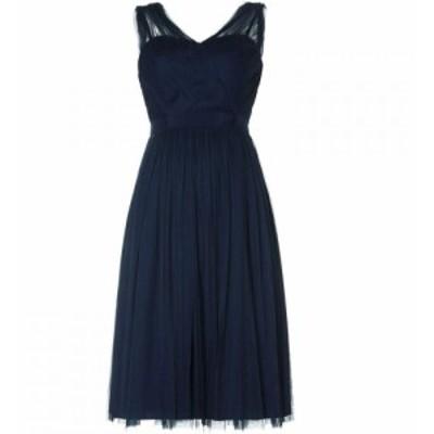 フェイズ エイト Phase Eight レディース パーティードレス ワンピース・ドレス Romy Tulle Dress Navy