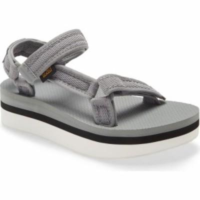 テバ TEVA レディース サンダル・ミュール シューズ・靴 Flatform Universal Sandal Griffin