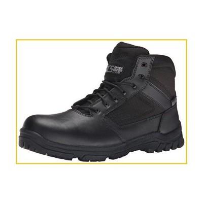 Danner Men's Lookout Side-Zip 5.5 Inch Law Enforcement Boot, Black, 11 D US