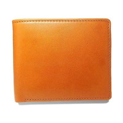 [栃木レザー] 財布 メンズ 二つ折り財布 本革 札入れ TGS-3396