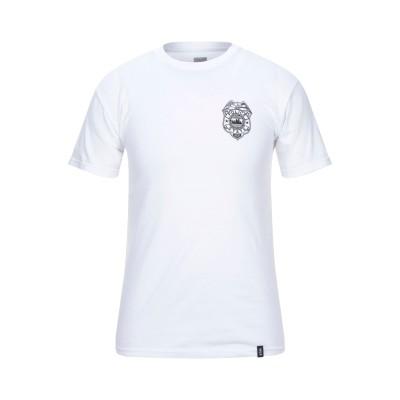 HUF T シャツ ホワイト S コットン 100% T シャツ