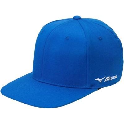 ミズノ Mizuno レディース キャップ スナップバック 帽子 Team Snapback Hat royal