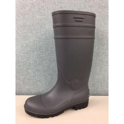 GDJAPAN ジーデージャパン  4589969284066 RB-718 PVC耐油底安全長靴 ツヤ消し グレー 29.0