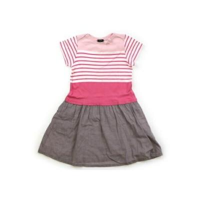 べべ BeBe ワンピース 130サイズ 女の子 子供服 ベビー服 キッズ