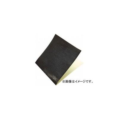 ユタカ シート補修用強力粘着テープ ブラック 10cm×20cm SH-B1(7561695)