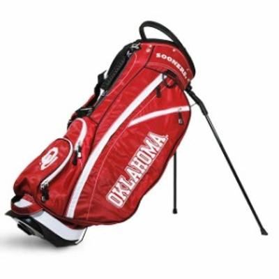Team Golf チーム ゴルフ スポーツ用品  Oklahoma Sooners Fairway Stand Golf Bag