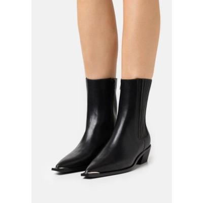 エヌエーケイディー レディース 靴 シューズ Classic ankle boots - black