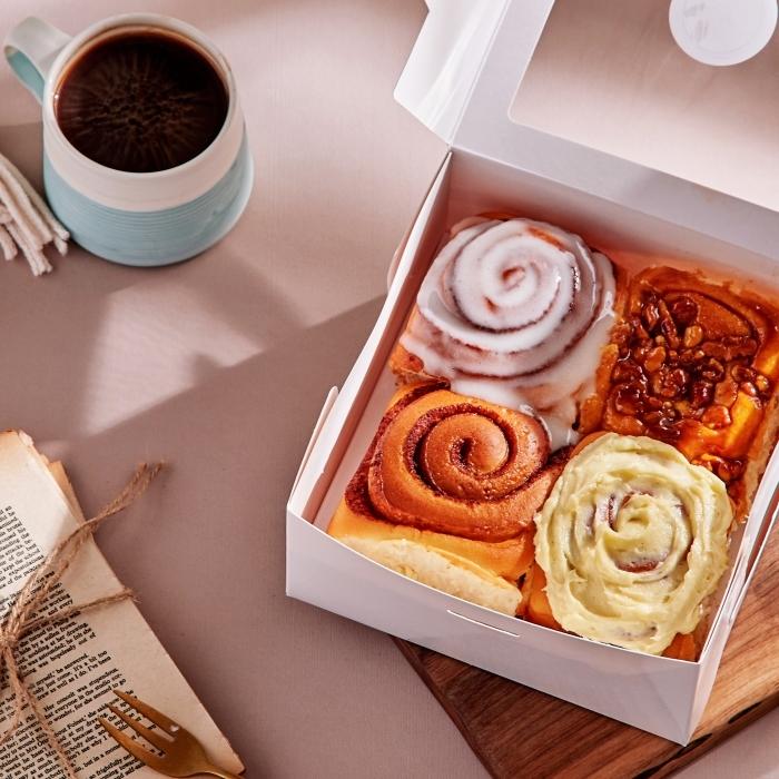 【Miss V Bakery】經典肉桂捲禮盒