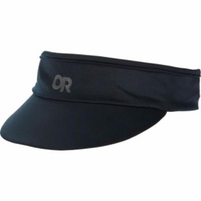 アウトドアリサーチ Outdoor Research レディース サンバイザー 帽子 Vantage Visor Black
