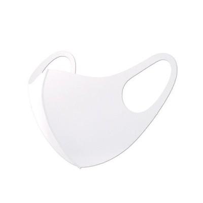 洗えるマスク ホワイト 白 立体 男女兼用 大人用 ウイルス対策 レディース メンズ 在庫あり 送料無料