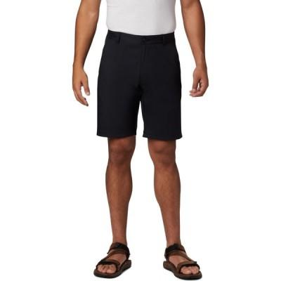 コロンビア Columbia メンズ ショートパンツ ボトムス・パンツ Mist Trail Shorts Black