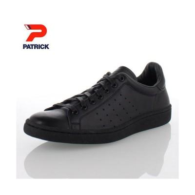 パトリック パンチ 14 PATRICK PUNCH 14 14100 14101 ホワイト ブラック メンズ レディース スニーカー 本革 日本製 定番
