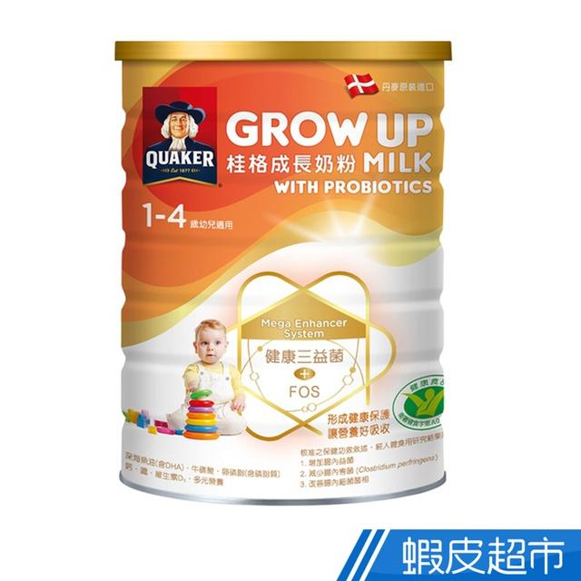 桂格三益菌成長奶粉825g