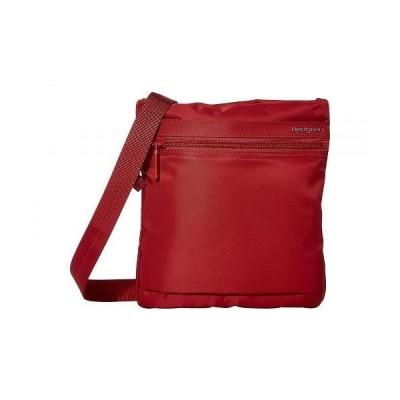 Hedgren ヘッドグレン レディース 女性用 バッグ 鞄 バックパック リュック Leonce RFID Shoulder Bag - Sun Dried Tomato