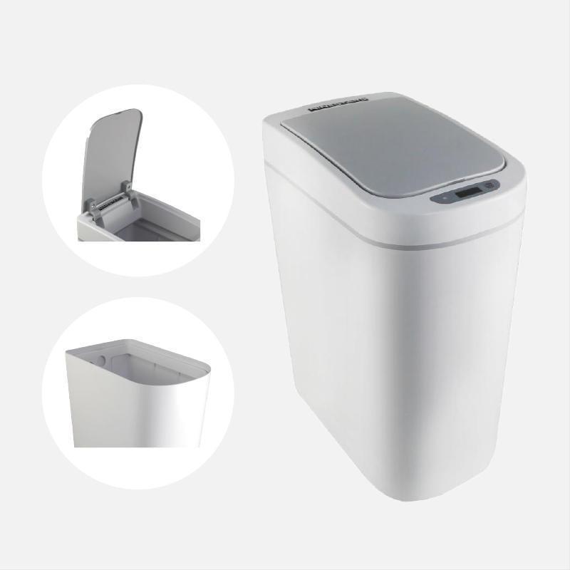 防潑水感應垃圾桶 DZT-7-2S