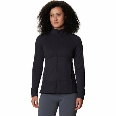 マウンテンハードウェア ジャケット&ブルゾン レディース アウター Frostzone Full-Zip Jacket - Women's Dark Storm