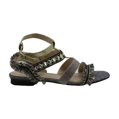 レディース 衣類 トップス Beacon Womens kenzie Fabric Open Toe Casual Strappy Sandals ブラウス&シャツ