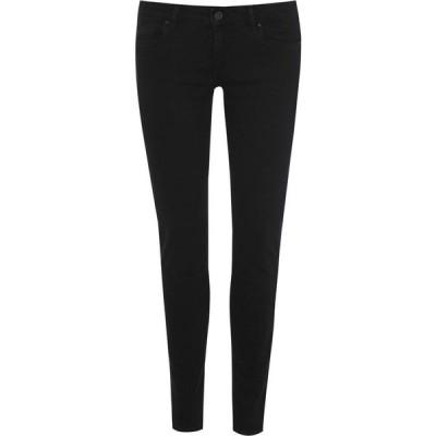 ペペジーンズ Pepe Jeans レディース ジーンズ・デニム スキニー ボトムス・パンツ Soho Mid Rise Skinny Jeans OZWSHD BLACK