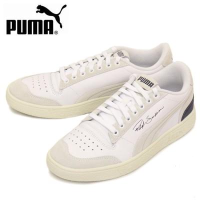 PUMA (プーマ) 373341-01 ラルフサンプソン ロウ PRM スニーカー プーマホワイト PM165