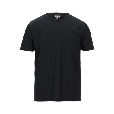 ケンゾー KENZO T シャツ ブラック S コットン 100% / ナイロン / ポリウレタン T シャツ