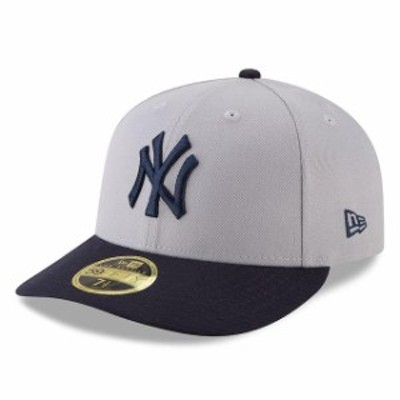 New Era ニュー エラ スポーツ用品  New Era New York Yankees Gray/Navy 2018 Players Weekend Low Profile 59FIFTY Fitted Hat