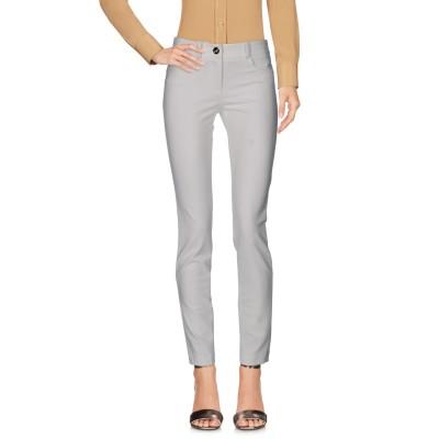 ELISABETTA FRANCHI パンツ ホワイト 44 88% ナイロン 12% ポリウレタン パンツ