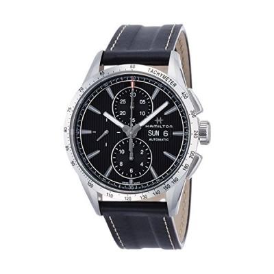 [ハミルトン] 腕時計 H43516731  ブラック並行輸入品