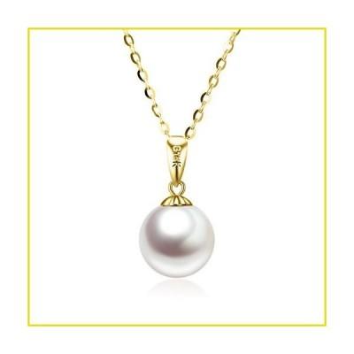 送料無料 ネックレス Real 14K Gold Pearl And Necklaces for Women, Gold Chain with Pendant, Gold Jewelry Gifts for Mom Wife, Mothers