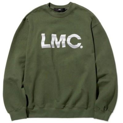 スウェット 『LMC』LMC WAVING FLAG SWEATSHIRT / ウェービング フラッグ OG ロゴ スウェットシャツ