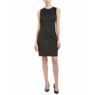 Elie Tahari エリータハリ ファッション ドレス Elie Tahari Wool-Blend Sheath Dress 8